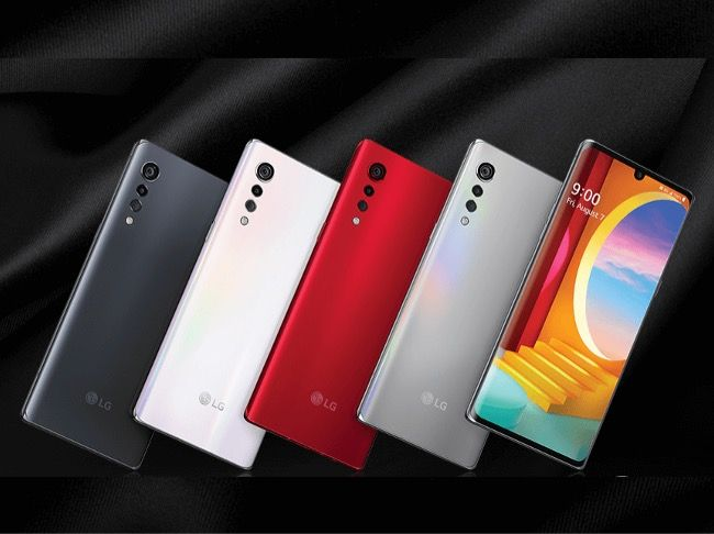 LG Velvet and LG Wing launched in India
