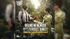 PUBG Mobile teases new Mysterious Jungle Mode, to be available from June 1