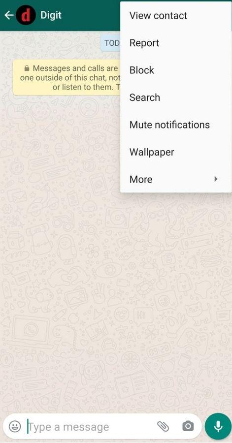 WhatsApp custom Wallpapers