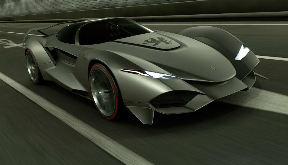 Italian auto designer Zagato revives the Iso Rivolta supercar wit...