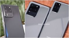 Alleged Samsung Galaxy S20 Ultra, Galaxy S20+ images leaked online ahead of expected February 12 launch