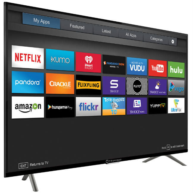 Truvision Smart TV