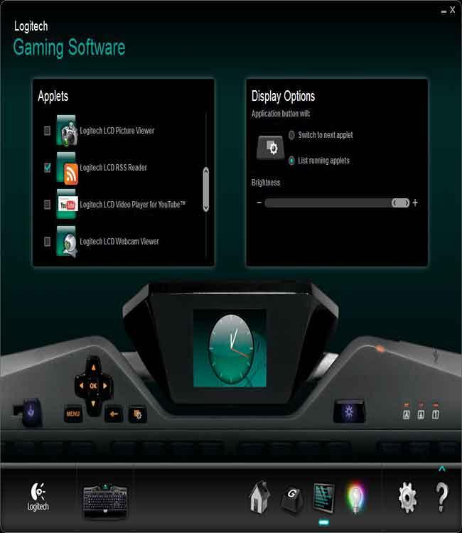 Logitech G19 Gaming Keyboard Review