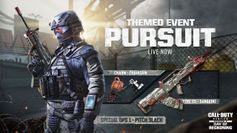Call of Duty: Mobile Season 2 Pursuit event goes live with exciting rewards