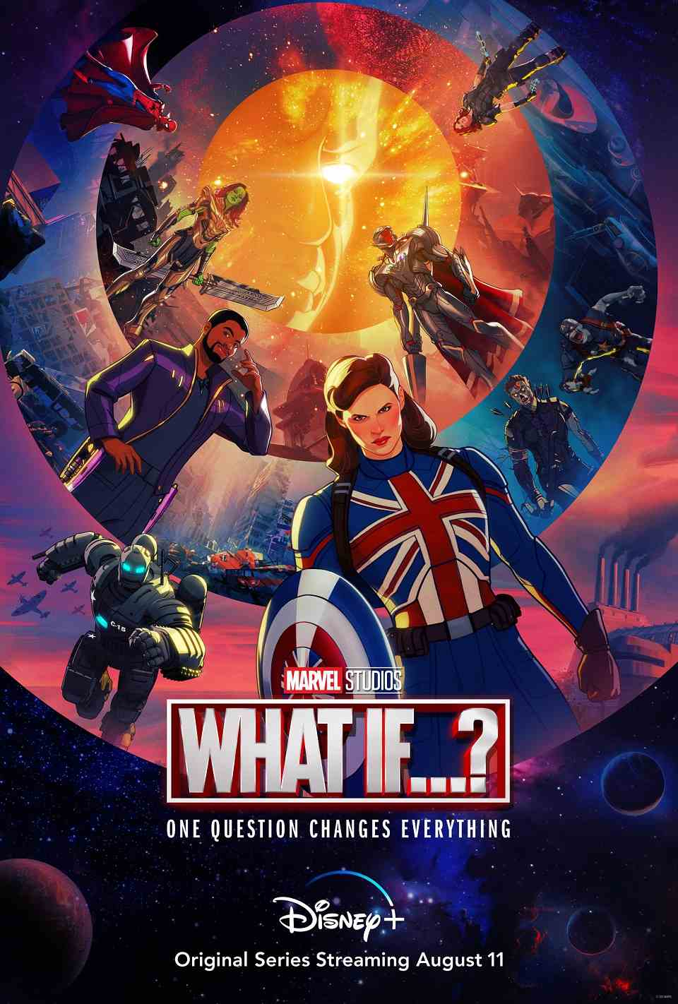 What If...? Official poster