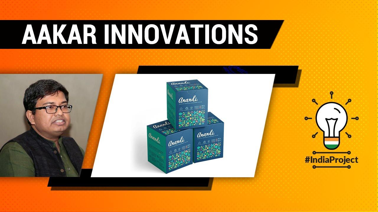 Aakar Innovations' Anandi transforming menstrual hygiene in the country