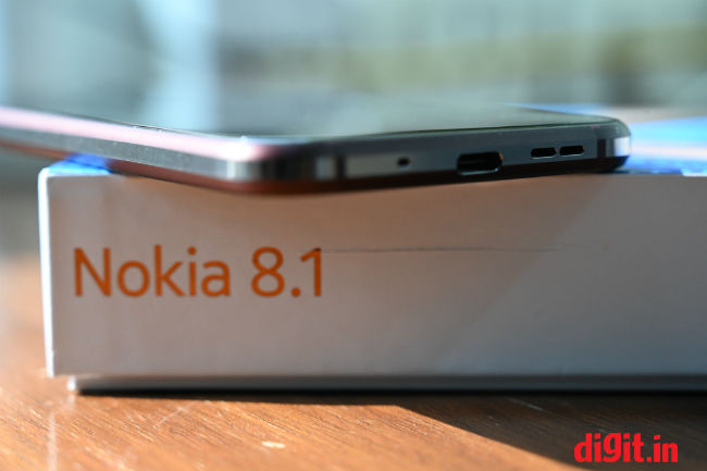 Nokia 8 1 First Impressions: Maximum Nokia, pure Android