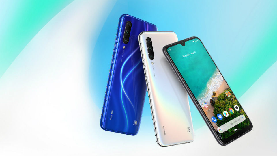 Xiaomi Mi A3 Android One smartphone with Snapdragon 665