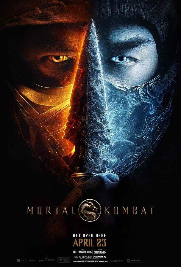 Mortal Kombat official poster