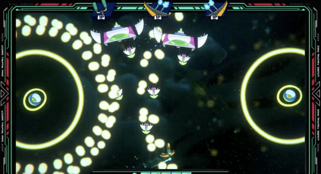 Battletoads also offer a mix of other genres including twin-stick bullet hell shooters