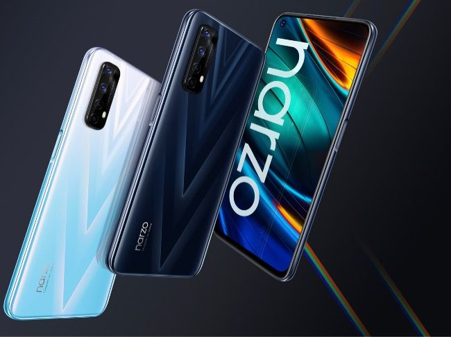 Realme Narzo 20, Narzo 20A and Narzo 20 pro launched in India