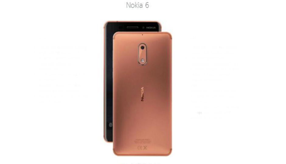 Nokia 6 now gets more secure, found this update.{www.techxpertbangla.com}
