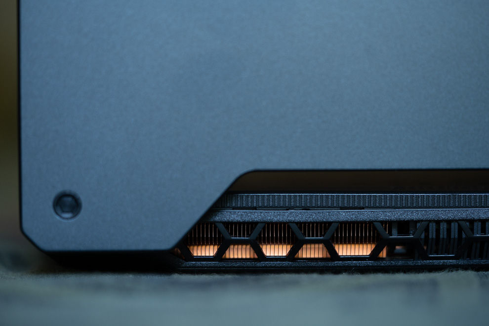 The Asus TUF Gaming A15 features plenty of copper for impressive thermal management.