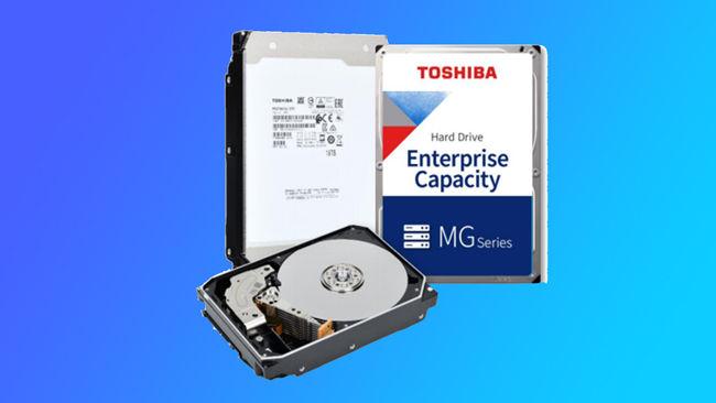 Toshiba MG09 Enterprise Hard Drive 18TB CMR