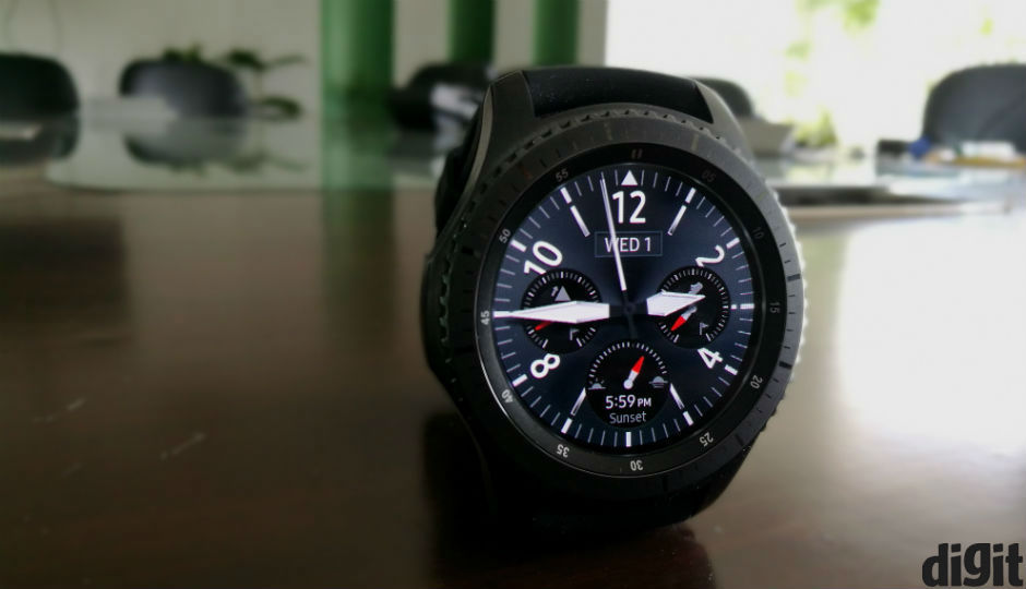 93adccabe75 Samsung Gear S3 Frontier Review  The best cross-platform smartwatch ...