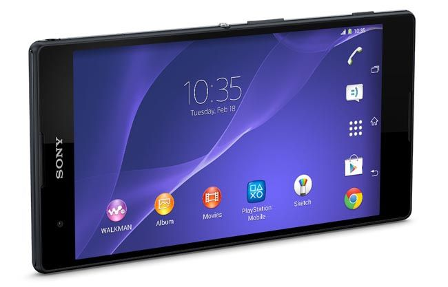 Sony  Xperia T2 Ultra Dual  Review: A balanced and well-priced phablet from Sony