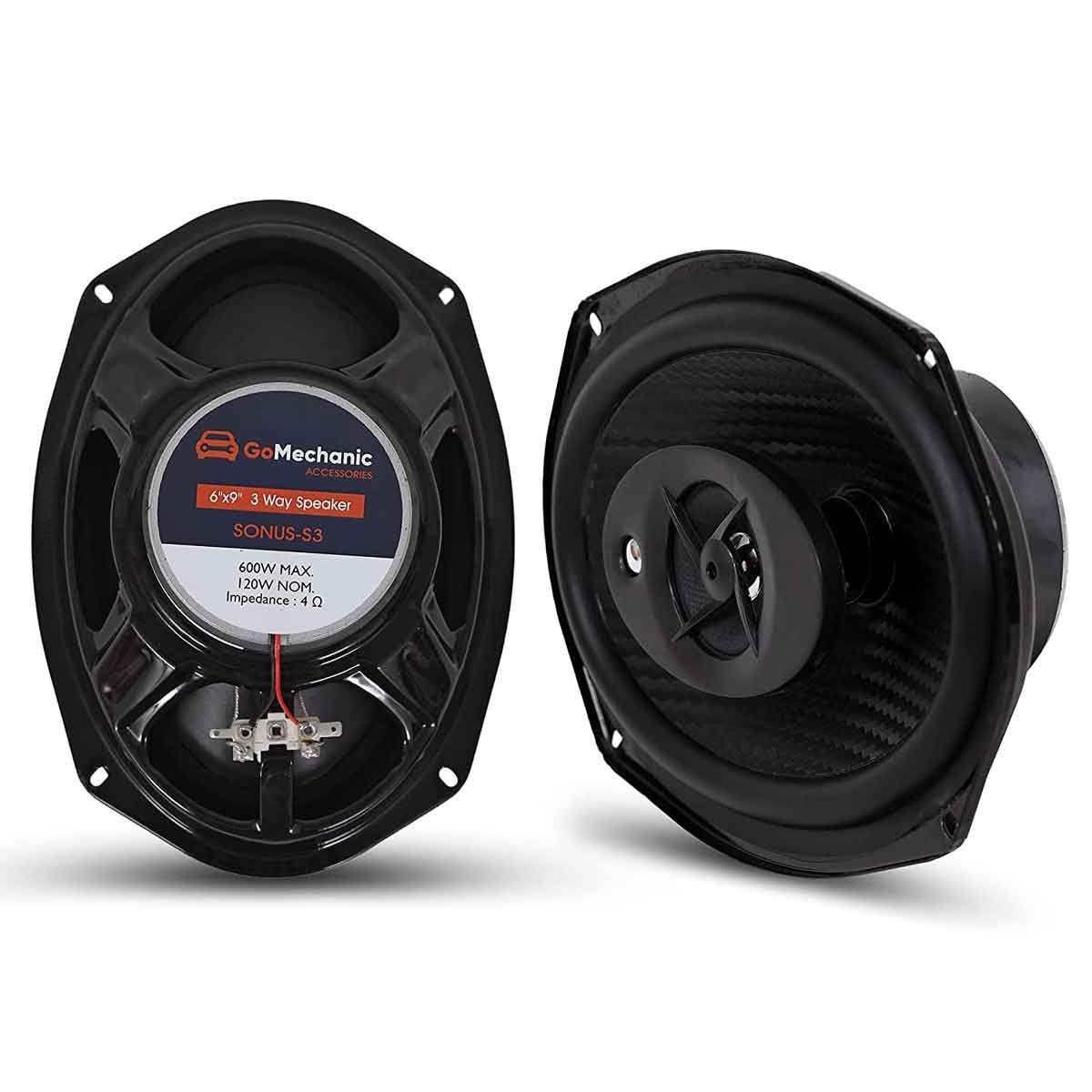 GoMechanic Premium Sonus Car Speakers