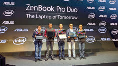 Asus ZenBook Duo, Pro Duo with dual screens, updated ZenBook 13/14/15, VivoBook S14/S15 launched
