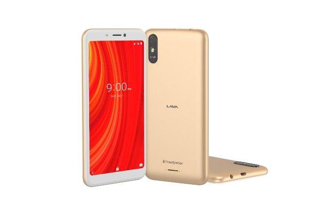 Lava Z61 Pro #PROUDLYINDIAN Smartphone
