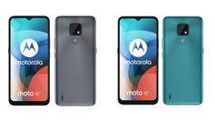 Motorola Moto E7 design and key specifications leaked yet again