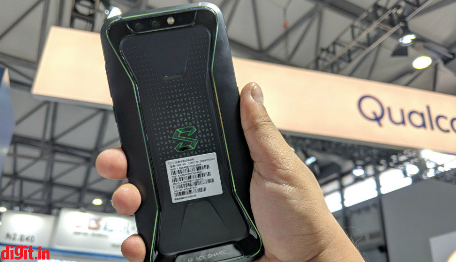 xiaomi black shark first impressions gamer swag digit in