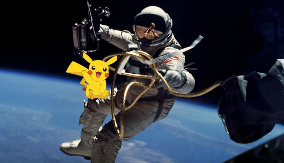 International Space Station Residents Cannot Play Pokemon