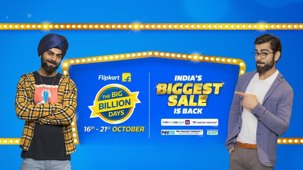 Flipkart to host Big Billion Days Sale 2020 from October 16 to 21:  Everything you need to know | Digit