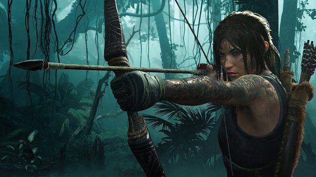 Netflix Tomb Raider Anime announcement