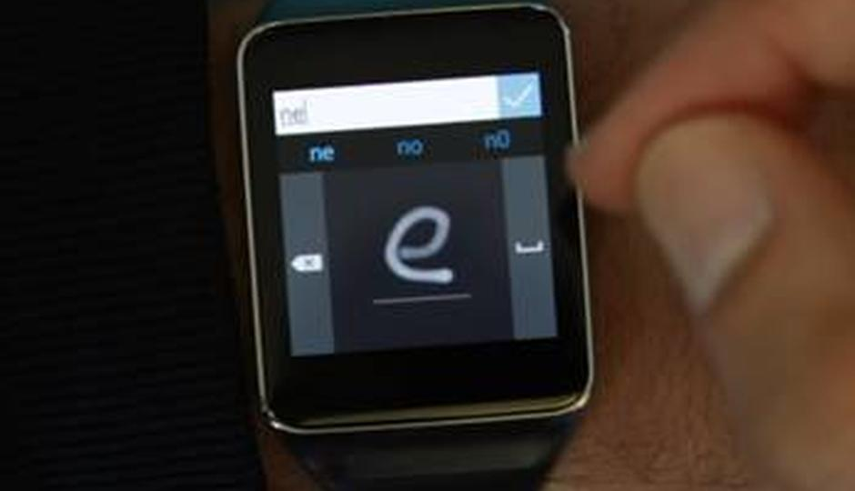 microsoft releases handwriting recognition keyboard for android wear. Black Bedroom Furniture Sets. Home Design Ideas