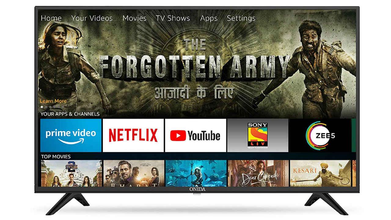Slide 5 - Best TV deals on Amazon Great Indian Festival and Flipkart Big Billion Days
