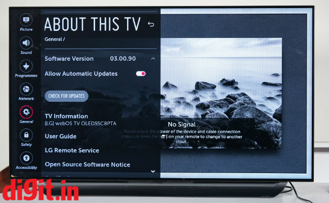 LG Ultra HD (4K) OLED Smart TV (OLED55C8PTA) 55-inch Review