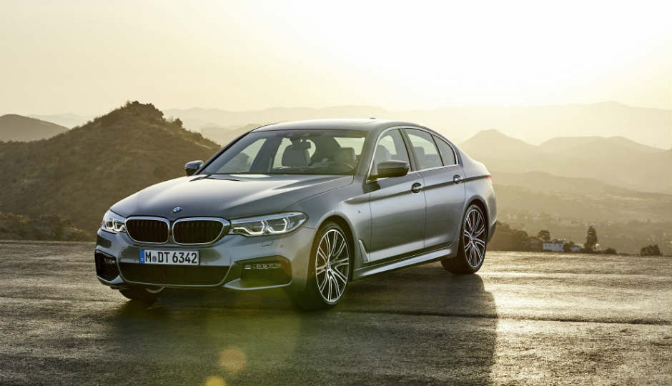Bmw India Posts Market Growth Buoyed By The New 5 Series Digit In