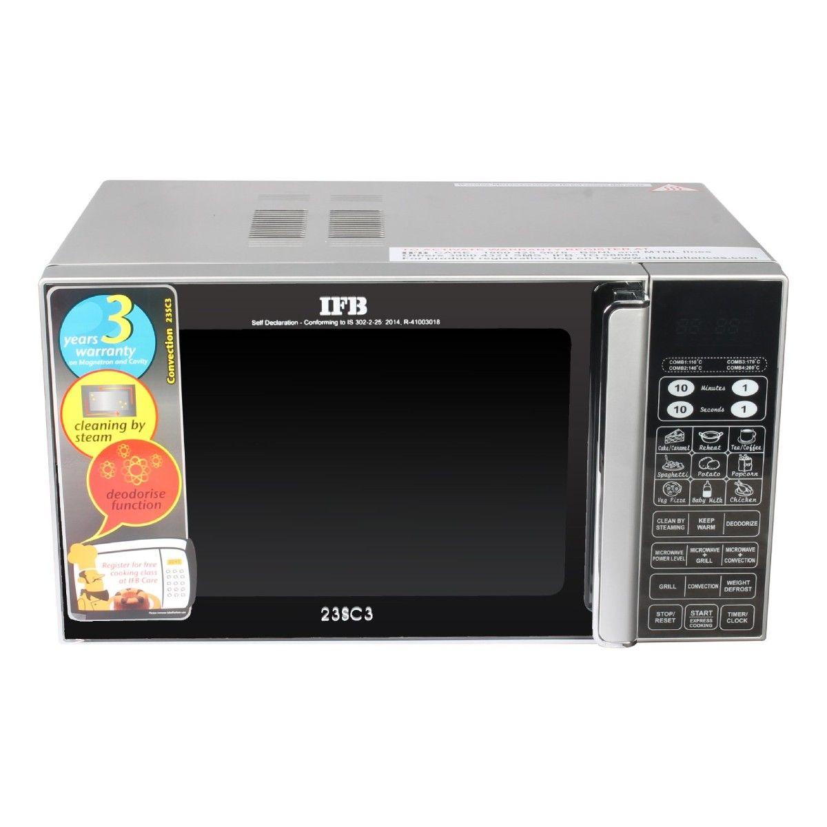 ಐಏಫ್ಬ 23SC3 23 L Convection Microwave Oven