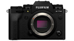 Fujifilm X-T4 with IBIS launched in India