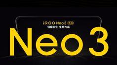 Snapdragon 865 ಪ್ರೊಸೆಸರ್ ಜೊತೆಗೆ iQOO Neo 3 5G ಸ್ಮಾರ್ಟ್ಫೋನ್ ಬಿಡುಗಡೆಯಾಗಲಿದೆ