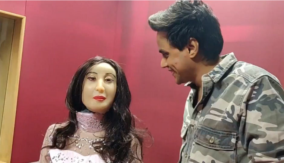 Ranchi-made Rashmi humanoid robot is now the worlds first AI RJ on Red FM