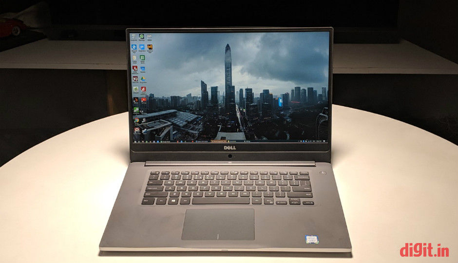 Dell Inspiron 15 7572 Review Digit In