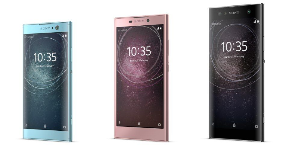 sony officially announces xperia xa2 ultra xa2 and xperia l2 smartphones at ces 2018. Black Bedroom Furniture Sets. Home Design Ideas