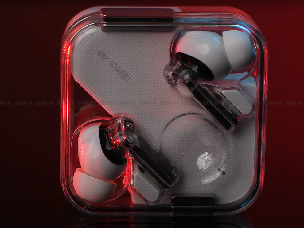 Nothing Ear 1 TWS earbuds