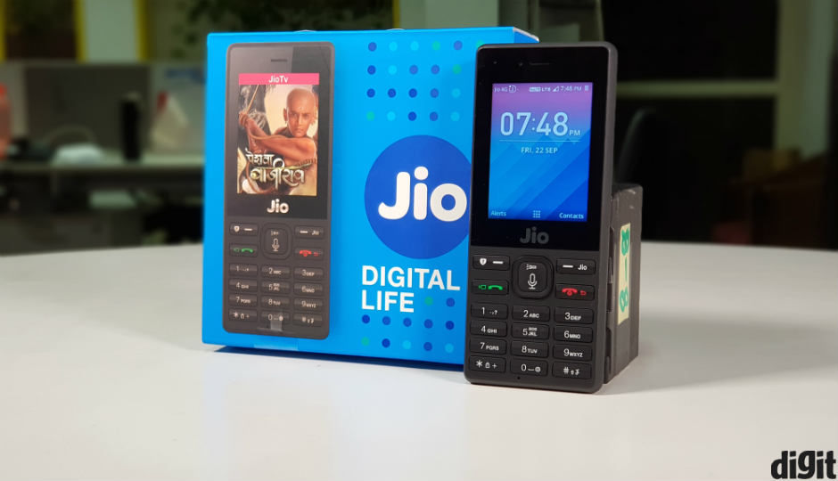 """JioPhone First Impressions: What Exactly Is A """"smart"""