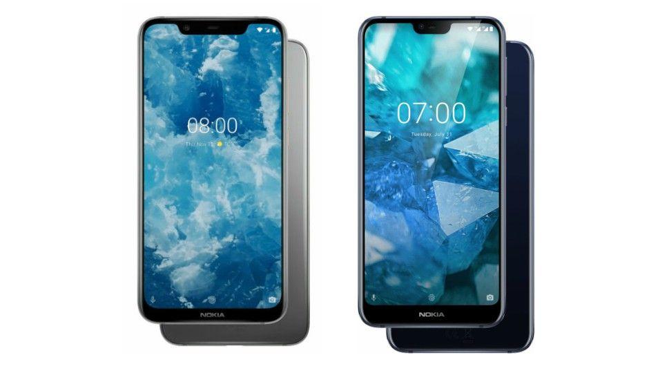 Specs comparison: Nokia 81 vs Nokia 71