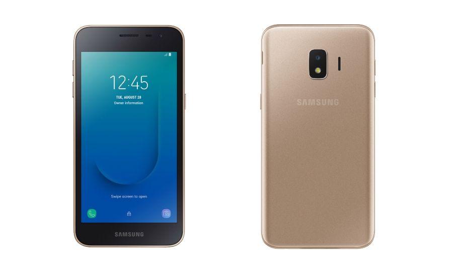 Samsung galaxy android j2