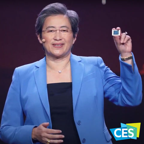CES 2021 - AMD unveils Ryzen 5000 series mobile processors, two new Zen 3 desktop CPUs and next-gen EPYC