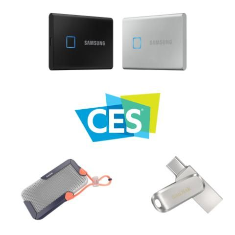 CES 2020: Samsung, SanDisk announce new innovative portable SSDs
