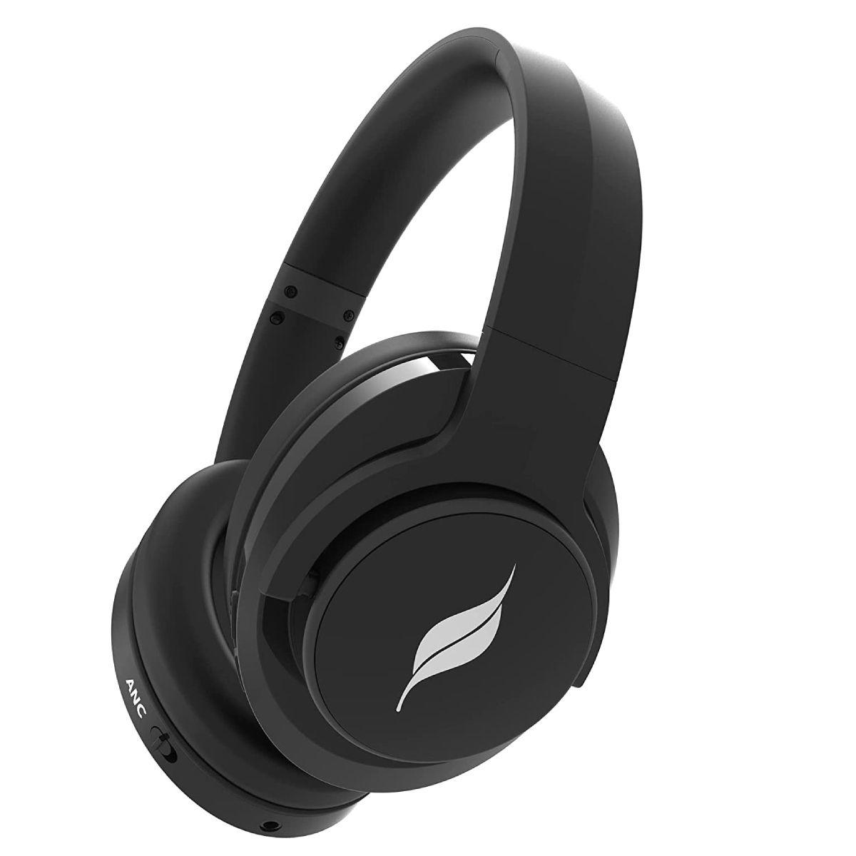 Leaf Hush ANC Bluetooth Wireless Headphones