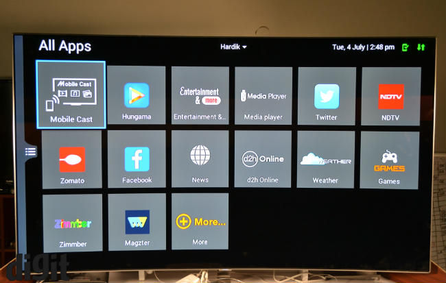 Videocon d2h Smart Connected Box review: Should you consider
