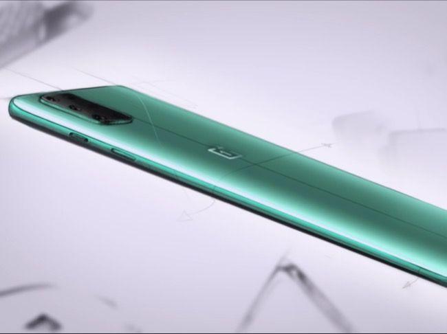 OnePlus 8T design revealed