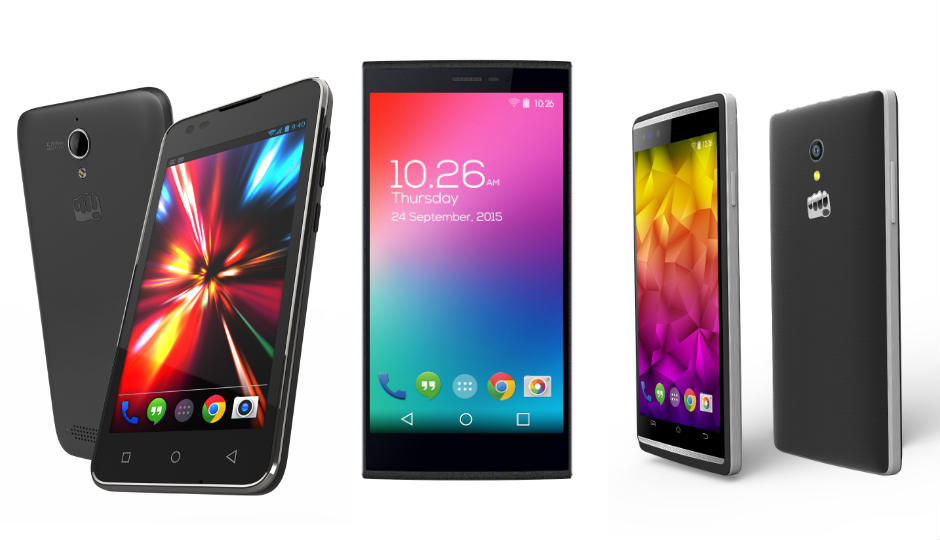 Gionee unveils eight new smartphones with FullView display ...