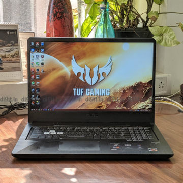 Asus Tuf Gaming Fx705dt Review A Capable Mid Range Gaming Laptop