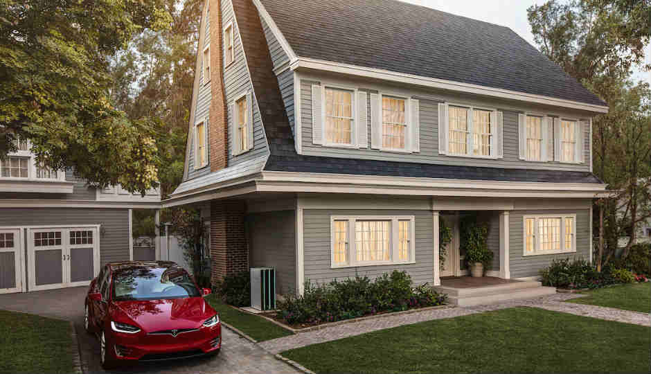 Tesla opens global pre-orders for Solar roof tiles. India not on pre-order  list | Digit